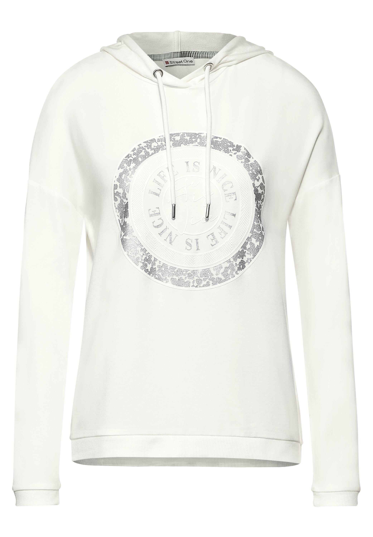Hoodie-Shirt mit Kapuze